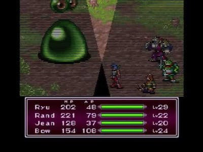 Breath of Fire 2 - How to level up fast early in game