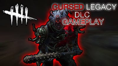 THE ONI IS OVERPOWERED? | Dead by Daylight - Cursed Legacy Gameplay