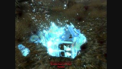 Fallout 3 Destruction of Citadel HD