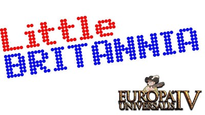 Europa Universalis IV - Rule Britannia DLC   England   Finale