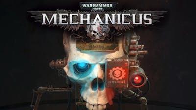 Mechanicus - 40k AdMech Video Game