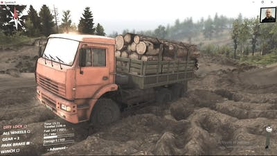spintires aftermath dlc plaza