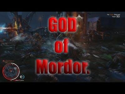 Shadows of Mordor - Rune/Shadow-strike Exploit (God of Mordor!)