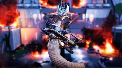XCOM 2: Alien Hunter DLC Mission Dialogue
