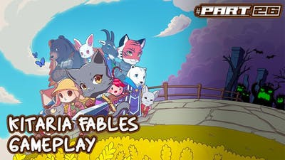 For The Sick : KITARIA FABLES PART26