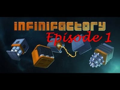 infinifactory Proving grounds Training routine 1, 2, 3, 4 & 5