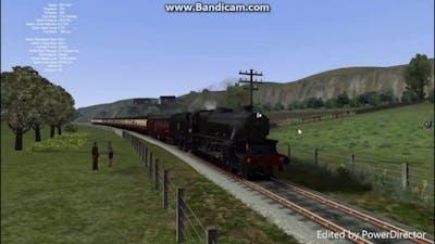 Recording Test RailWorks Train Sim (Failworks)