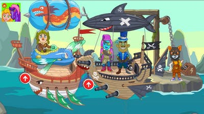 Pepi Wonder World: Magic Isles #2 🐲Play in Spooky Island where Halloween is happening every day!