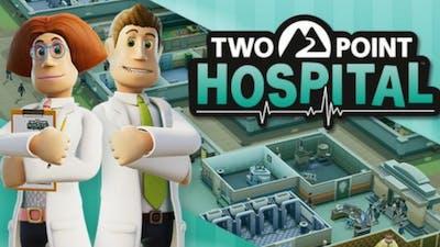 Two Point Hospital #255 [BIGFOOT] [PEBBERLEY ISLAND] [WQHD] [60FPS] [Deutsch]