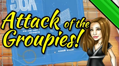 Shannon Tweed's Attack of the Groupies Gameplay!