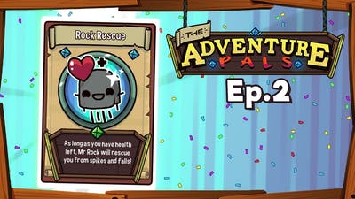Mr. Rock and Rescuing Joe's Wife! | The Adventure Pals - Ep.02 | Marielitai Gaming