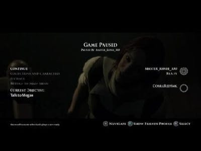 The Dark Pictures Anthology: Little Hope game play