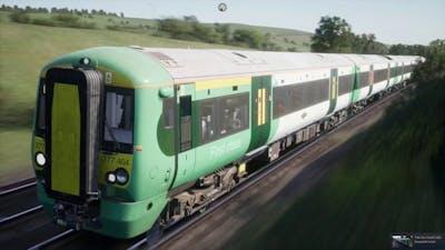 TSW: East Coast Way- Lewes to Brighton