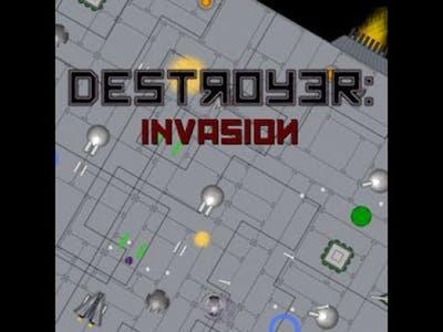 destroyer invasion  gameplay
