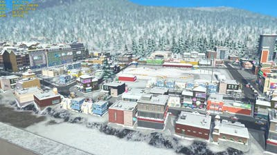 Cities Skylines (all DLCs) on GTX 960 2GB