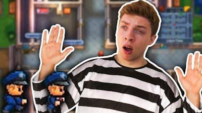 HARDEST PRISON ESCAPE GAME! (The Escapist 2)