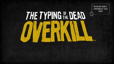 The Typing of the Dead: Overkill [1]