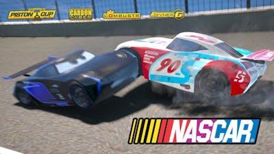 CARS 3 PAUL CONREV NASCAR RACING