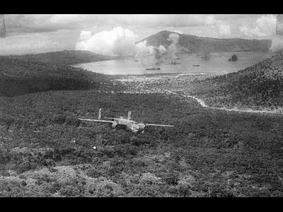 """IL2 1946 USAAF """"Bloody Tuesday"""" attack on Rabaul"""