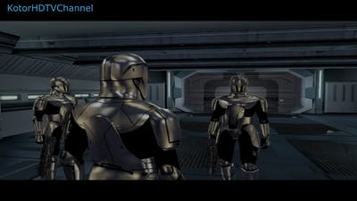 Kotor 1 - ALL Party Members Imprisoned on Leviathan (Funny Moments)