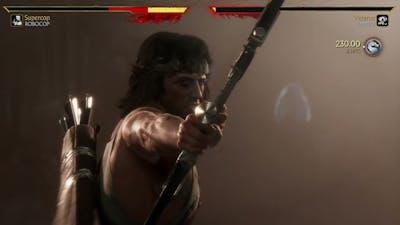 Mortal Kombat 11 Game #2 vs Luisp