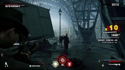 Zombie Army 4 -  Prestige Perk Vampirism & Stamina Defence - Showing them off