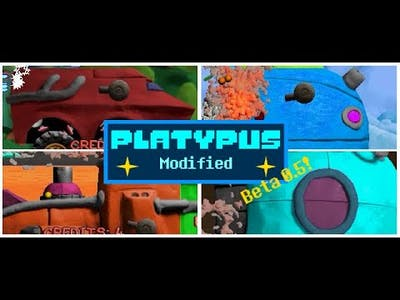 (New year special) Platypus Modified (Beta 0.5) : all bosses