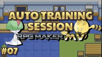 RPG Maker MV Tutorial: Auto Training Session