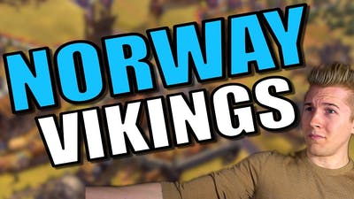 Civ 6: Norway Gameplay / Let's Play [Civilization 6 Scenario] Civ 6 Viking Strategy - Part 10