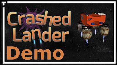 Crashed Lander Demo