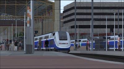 Train Simulator 2016: Marseille - Avignon Railfan