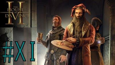 The House of Da Vinci II # XI