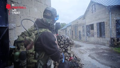 In Paintball We Trust - The Citadel 2014 - Part1