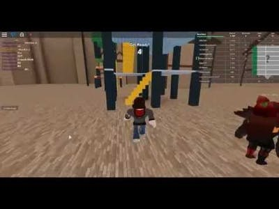 Roblox Gameplay of Survive the Disasters