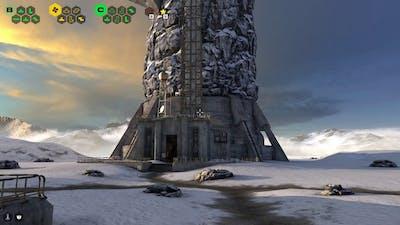 The Talos Principle World B, Level 1, with Star