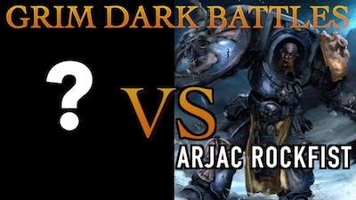 The RETURN of GRIMDARK BATTLES Warhammer 40k
