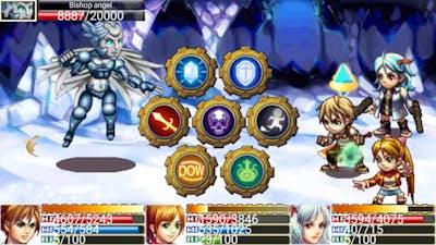 Dawn of Magic - Final Boss Battle Ending