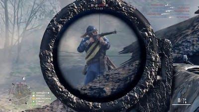Battlefield 1 - All DLC Guns - They Shall Not Pass