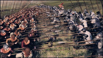 PIKE AND SHOT - Medieval Kingdoms: Total War Mod Gameplay