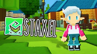 A NEW MINECRAFT GAME!?   Staxel