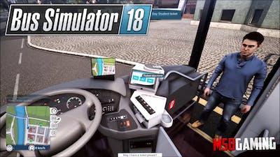 Bus Simulator 18 | Day 2 | MDS Gaming