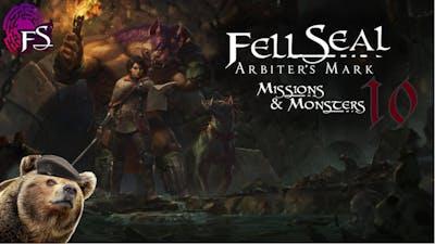 """""""Obligatory Beast Bone Joke"""" Fell Seal: Arbiter's  Mark [Mission & Monsters DLC] - Episode 10"""