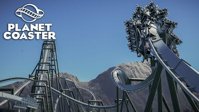 Planet coaster: Lets Recreate one of my Favorite Rides!