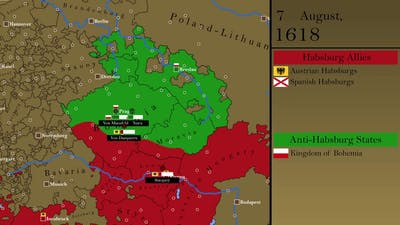 The Thirty Years' War: Every Day (Pt 1)