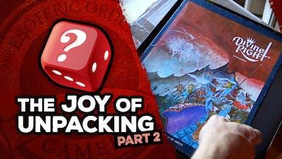 The Joy of Unpacking: Episode 2