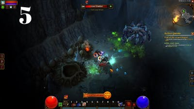 Torchlight 2 - Gameplay - Berserker - Winter Widow (2021)