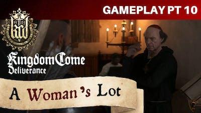 Kingdom Come Deliverance - A Woman's Lot - Part 10: Walk of Penitence