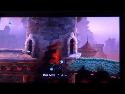 rayman legends demo gameplay