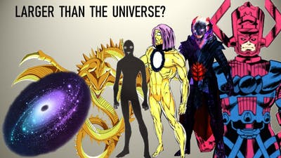 7 Creatures Larger than the Universe