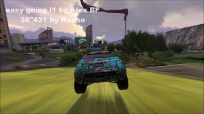 Trackmania 2 Lagoon | New showcase of replays